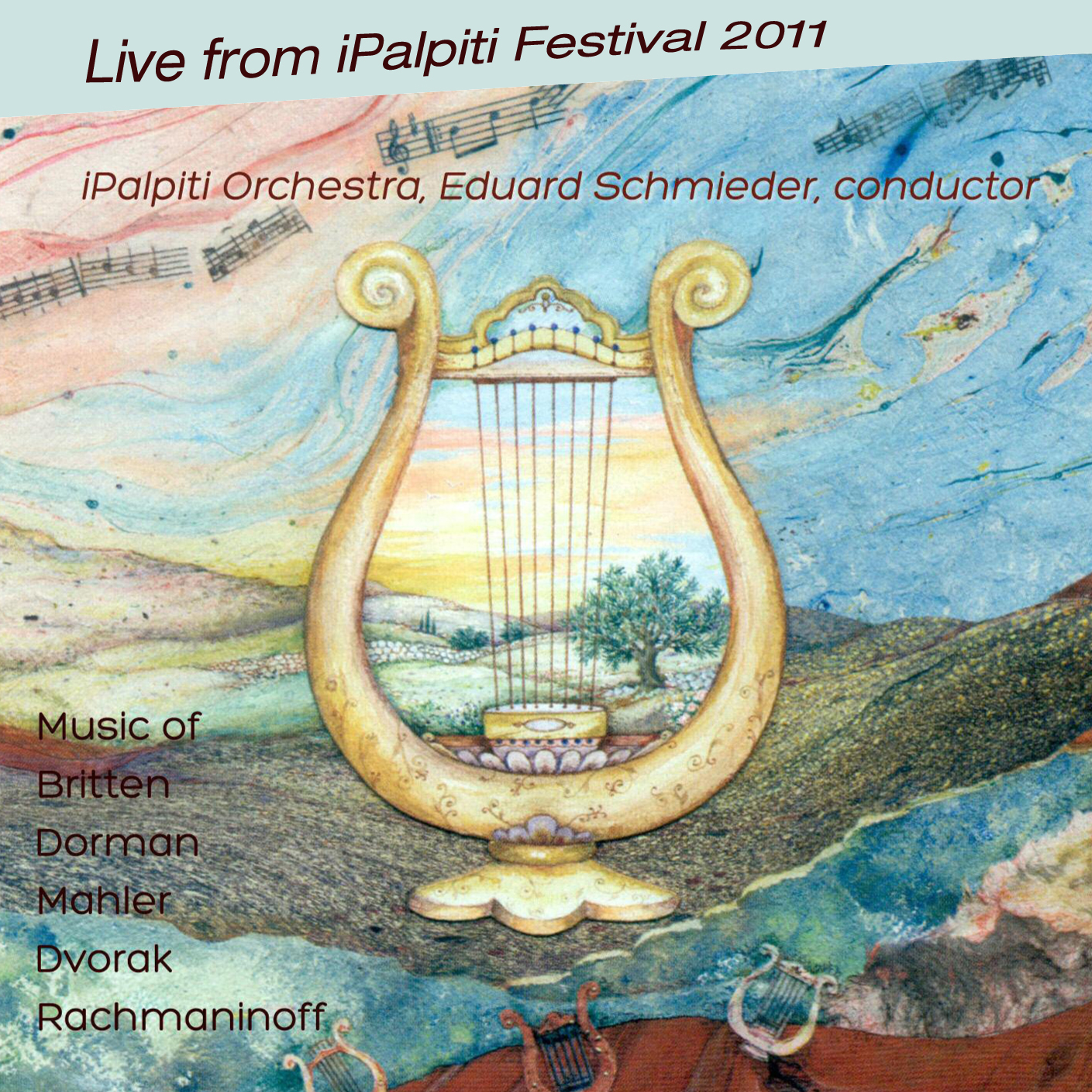 iPal2011CDCover